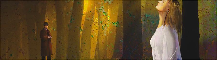 Ночное видение - работа Вана Ренселара