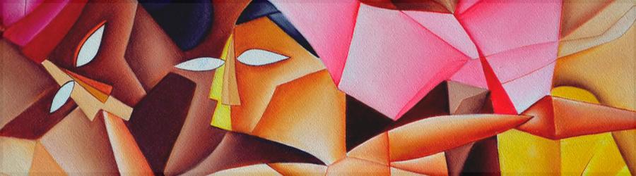 Работы Амара Сингха