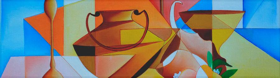 Полотна Амара Сингха